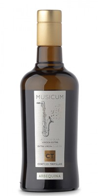 AOVE Arbequina Musicum • 500 ml